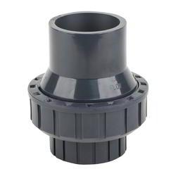 Обратный клапан ПВХ, пружинный, 50-63 мм ERA