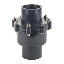 Обратный клапан ПВХ, поворотный, 50-110 мм ERA