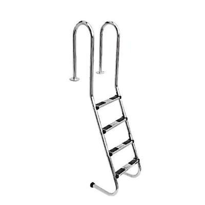Лестница для облегчённого входа, 4 ступени MUS-415 Aquaviva