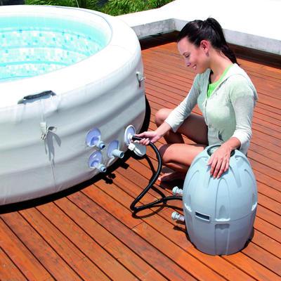 Гидромассажный бассейн 196x61 см Lay-Z-Spa Bestway