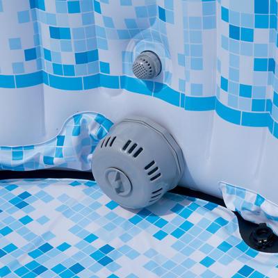 Гидромассажный бассейн 180x66 см Lay-Z-SPA Miami Bestway