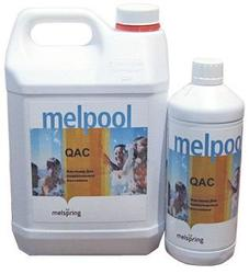 Альгицид 1л Melpool QAC Melspring