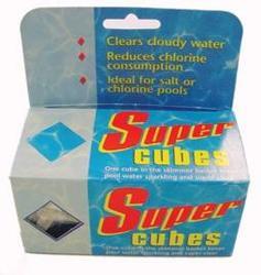Коагулянт неорганический в кубиках Melpool Super Cubes Melspring