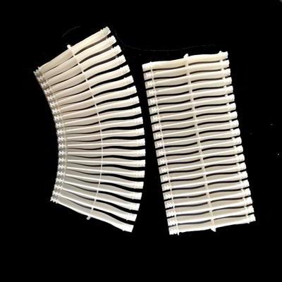 Переливная решётка белая 150/25 Mono Twin Nexus