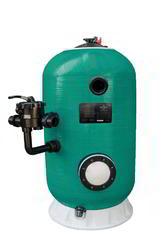 Фильтр высокой загрузки Д1000мм, бок.подкл. НK POOL KING (без вентиля)