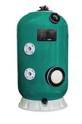 Фильтр высокой загрузки Д1200мм, бок.подкл. НK POOL KING (без вентиля)