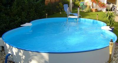 Бассейн восьмёрка 8-Form 625х360х120 см Summer Fun