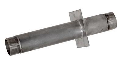 """Стеновой проход 300 мм, плитка, 1 1/2"""" ВР, AISI-304 Xenozone"""