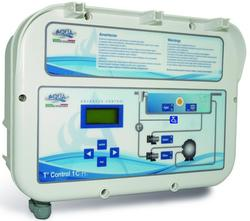 Панель управления фильтр, свет, эл. регулятор уровня, аттракцион, функция антизамерзания T CONTROL Aqua