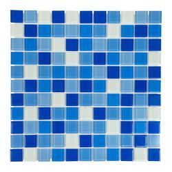 Мозаика стеклянная Сristall Mix Bahama темная