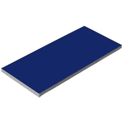 Плитка керамическая кобальт Aquaviva 240x115x9 мм