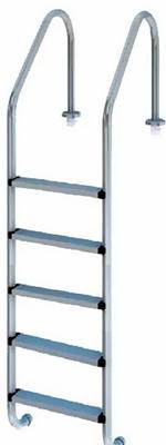 Лестница широкая  5 ступеней Swim-tec