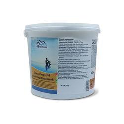 Кемохлор-СН быстрорастворимый гипохлорит кальция (хлор 70% ) в гранулах,  5 кг