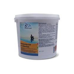 Кемохлор-СН быстрорастворимый гипохлорит кальция (хлор 70% ) в таблетках 7гр., 25 кг