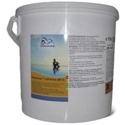 Кемохлор-Т медленнорастворимый стабилизированный хлор 90% в таблетках 20гр., 50 кг