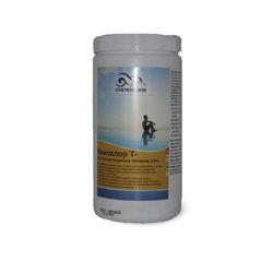 Кемохлор-Т быстрорастворимый стабилизированный хлор 50% в таблетках 20гр.,  1 кг