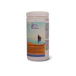 Кемохлор-Т медленнорастворимый стабилизированный хлор 90% в таблетках 200гр.,  1 кг