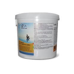 Многофункциональные 3 в 1 медленнорастворимые стаб. таблетки хлора 80%,  200гр.,  5 кг