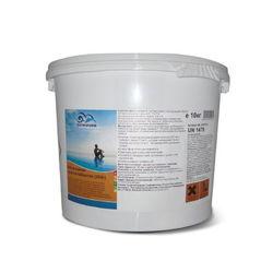Многофункциональные 3 в 1 медленнорастворимые стаб. таблетки хлора 80%,  200гр., 50 кг