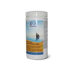 Многофункциональные 3 в 1 медленнорастворимые стаб. таблетки хлора 80%,  20гр.,  1 кг