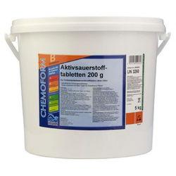 Аквабланк активный кислород в таблетках 200гр. 50кг
