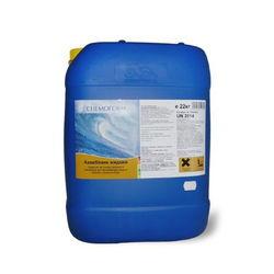 Аквабланк активный жидкий кислород с альгицидом  28 кг