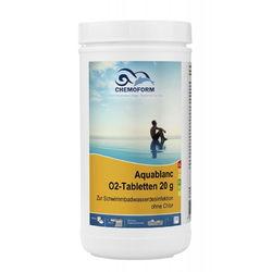Аквабланк активный кислород в таблетках 20гр.   1кг