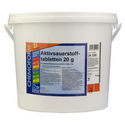 Аквабланк активный кислород в таблетках 20гр.  10кг