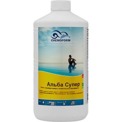 Альба супер альгицид непенящийся 28%  3л.  Chemoform