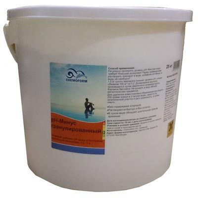Уменьшитель уровня pH- 25 кг в гранулах Chemoform