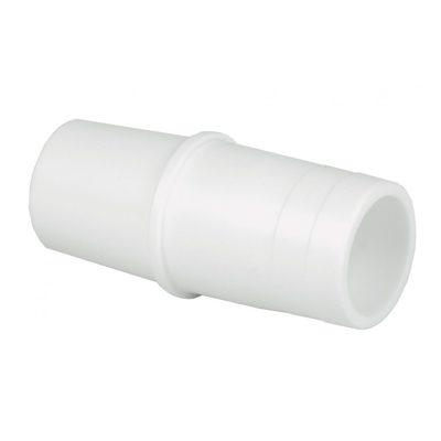 Переходник из ПВХ донного пылесоса, Д подсоедин. - 38 мм, для скиммера 1010020