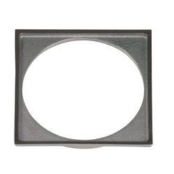 Рамка для скиммера 240 мм для бетонного бассейна, нерж. сталь