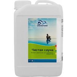 Чистая сауна жидкое средство с акт. кислородом для деревянных поверхностей 10л  Chemoform