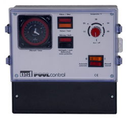 Панель управления фильтрацией и нагревом OSF Pool-Control-400-ES, 380В, 3кВт