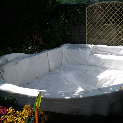 Геотекстиль Aquaviva 300 г/м2 (50 м)