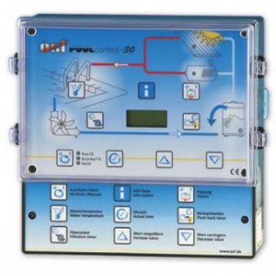 Панель управления фильтрацией и нагревом OSF Pool-Control-30, 220В, 1кВт