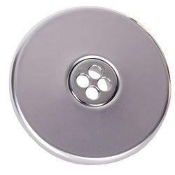 """Форсунка подающая стеновая, круглая, 1 1/2"""" н.р., длина 40 мм, с г/м отверстием 4х8 мм,"""