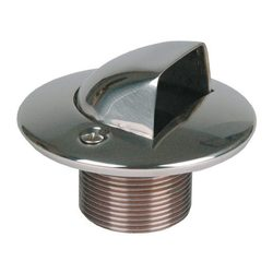 """Форсунка подающая в бок 2"""" н.р., длина 70 мм, для бет. басс., бронза/накладка нерж.сталь"""