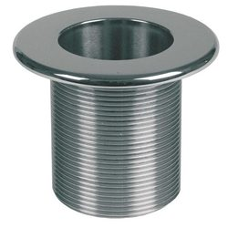 """Форсунка донного пылесоса 2"""" н.р., длина 40 мм, для бет. басс. NiSn, нерж. сталь/бронза"""