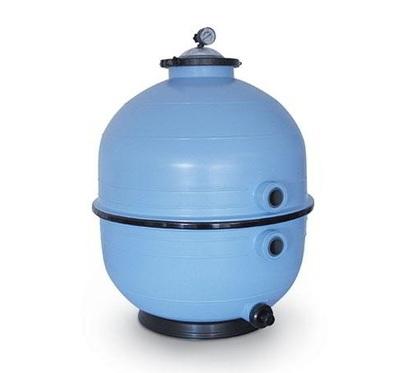 Фильтр без бокового вентиля, Д400 MEDITERRANEO IML