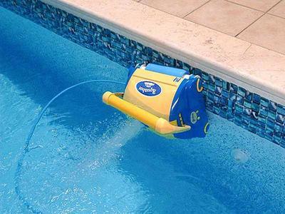Робот пылесос Aquatron Bravo