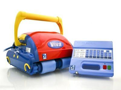 Робот пылесос Aquatron Viva