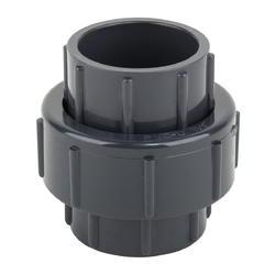 Муфта ПВХ разборная, клей-клей, 20-110 мм ERA