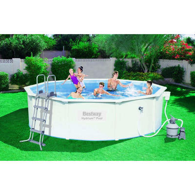 Сборный бассейн 460x120 см Hydrium Bestway