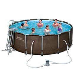 Каркасный бассейн 427x122 см Ротанг Bestway