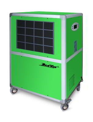 Промышленный осушитель воздуха DEH-1600i DanVex