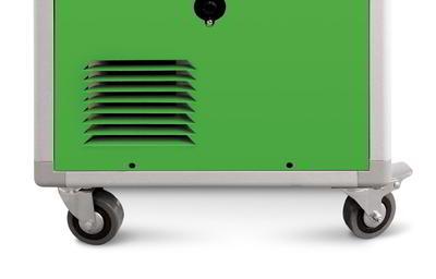 Промышленный осушитель воздуха DEH-1900i DanVex