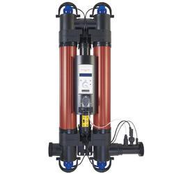 Ультрафиолетовая фотокаталитическая установка с дозирующим насосом 110 Вт, 130m3 Quantum Q-130 Elecro