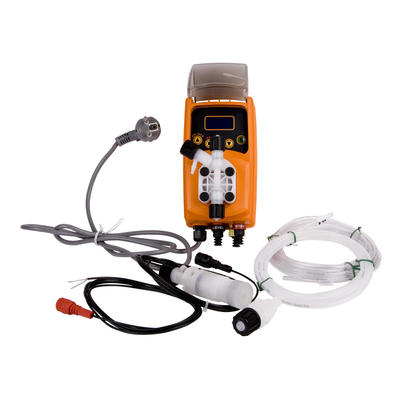 Дозирующий насос с ручной регулировкой 10 л/час AC Emec