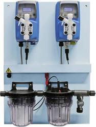 Станция дозирования и контроля Ph/RX на 6 л/ч VMS PO Emec